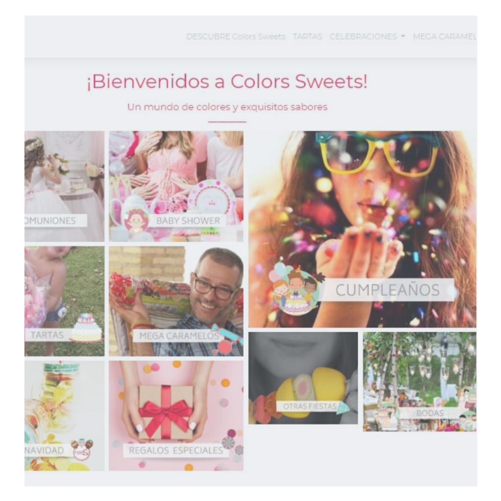 Colors Sweets | Empresa de golosinas